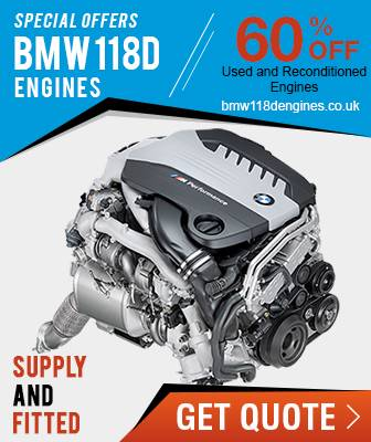 Buy BMW 118d 2.0 Engine