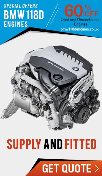 BMW 118d Engines