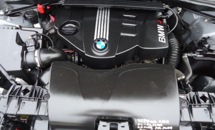 118d M Sport Engine