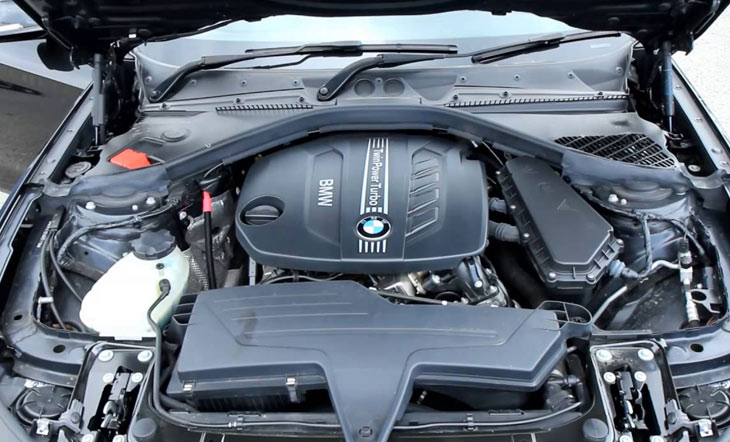 BMW 118d 2 0-Litre Engine, Enough Power to Drag you Anywhere